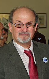 Salman Rushdie In New York City 2008