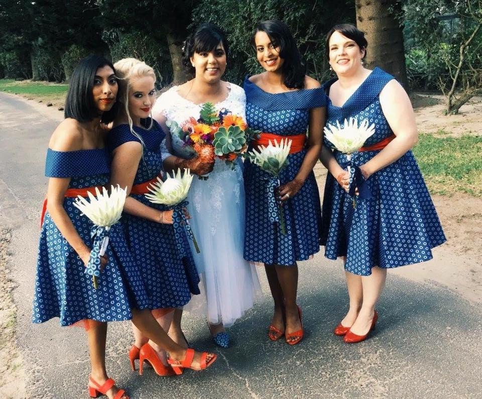 Traditional Shweshwe Dresses 2017