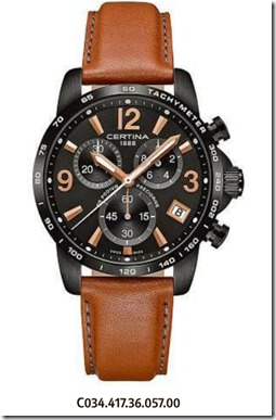 Certina Swiss Watches