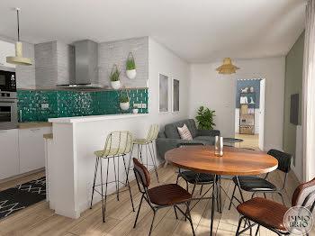 appartement à Montreuil (62)
