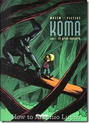 Koma #2 - página 1