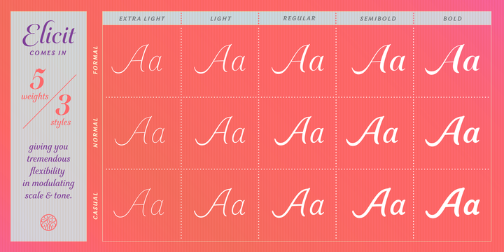 Download Elicit Script™ Font Family From Monotype
