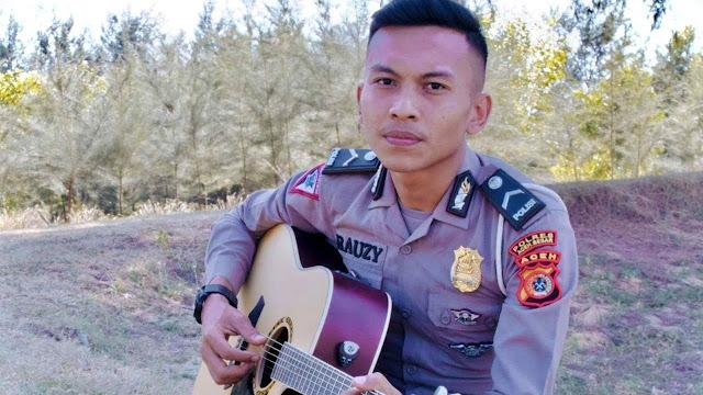 Lagu Religi Polisi Asal Aceh Ini Dilirik Netizen