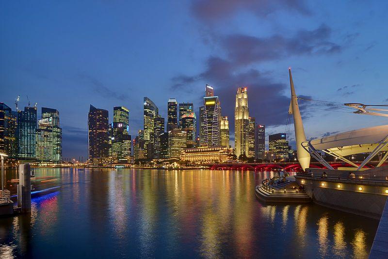 Lennot Singaporeen