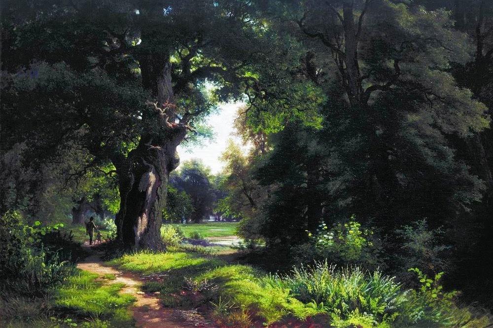 Lev Kamenev - Landscape
