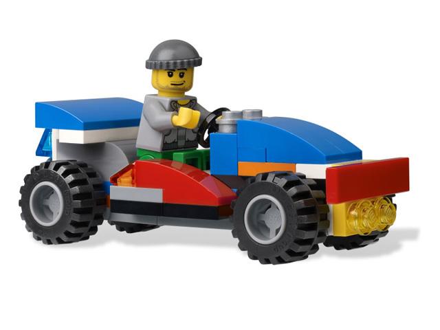 4636 レゴ ポリスカーとろうや