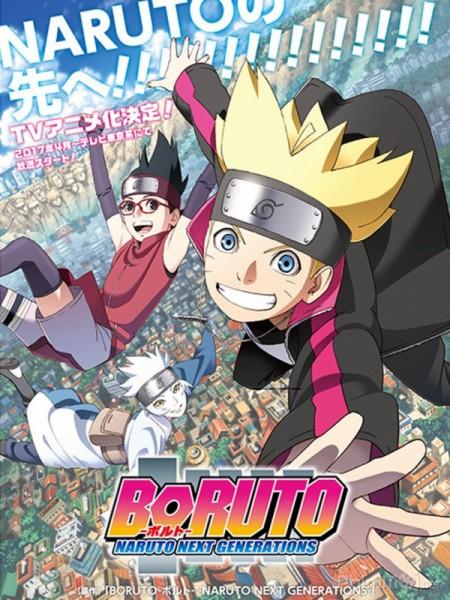 Boruto: Naruto Thế Hệ Kế Tiếp - Boruto: Naruto Next Generations
