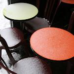 Café Au Vieux Saumur : terrasse