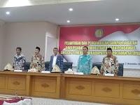 Sekda Kabupaten Kepulauan Selayar Marjani Sultan Lantik Pejabat Eselon III dan IV