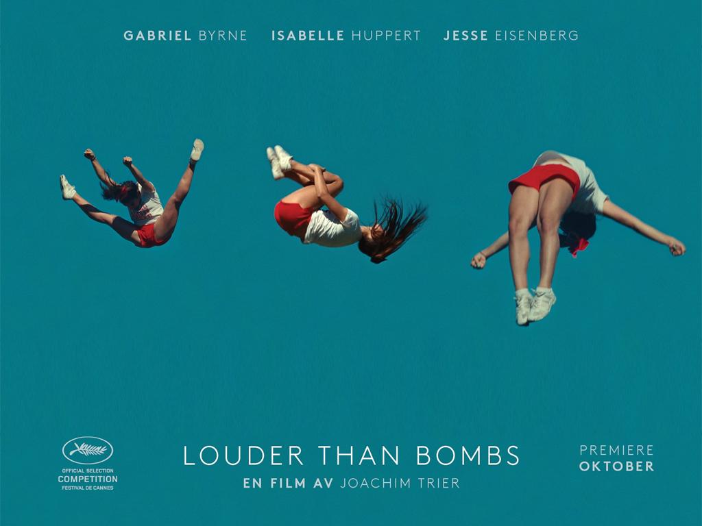 Ο ήχος της σιωπής (Louder Than Bombs) Wallpaper