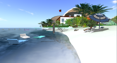 Opensim UAb Welcome