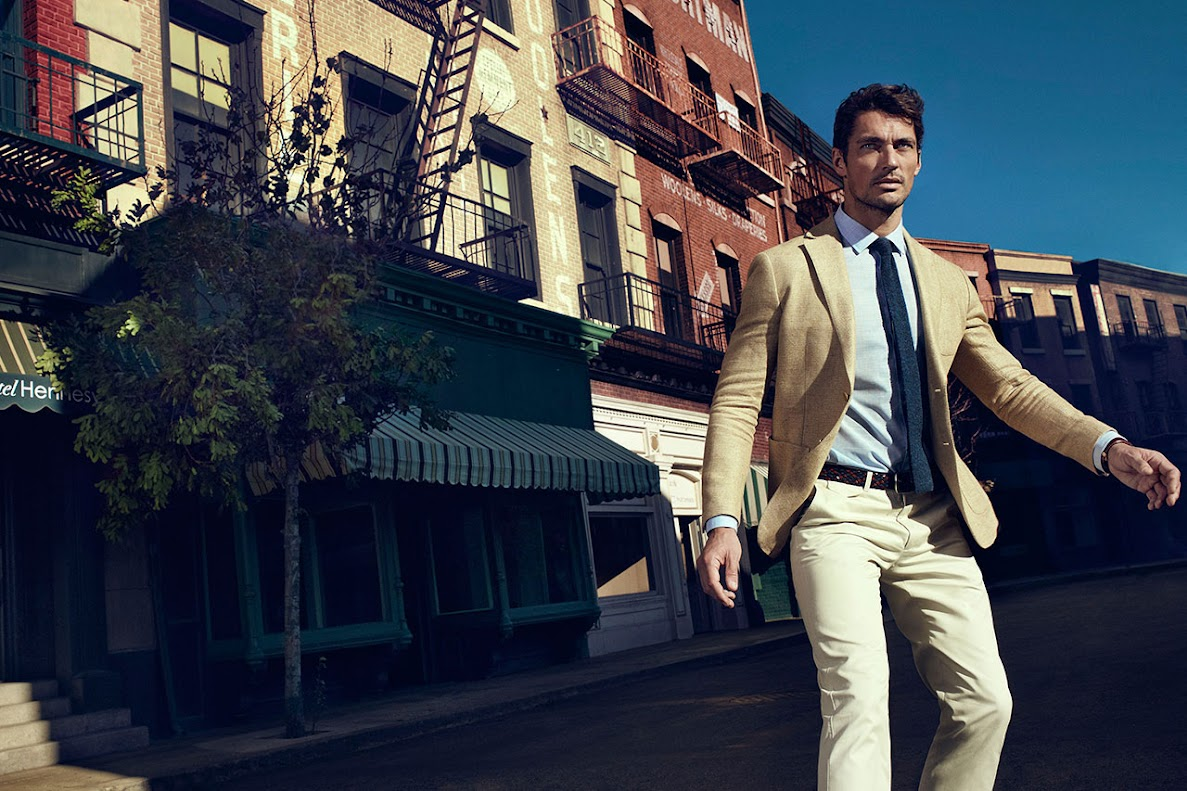 Massimo Dutti NYC The 689 5th Avenue Campaign (menswear)
