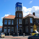 educational Sea & Harbor Museum - showcasing the history of IJmuiden in Velsen, Noord Holland, Netherlands