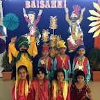 Baisakhi Celebration (Pre-Primary) 13-4-2017