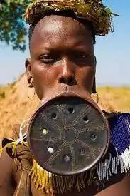 The Surma and Mursi tribes in South-Sudan and Ethiopia. PHOTO | BMS