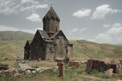 Das Kloster Tanahati Vank