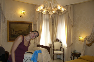 Photo: Our room in Venice, Italy