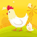 Chicken Frenzy - Save the Farm icon