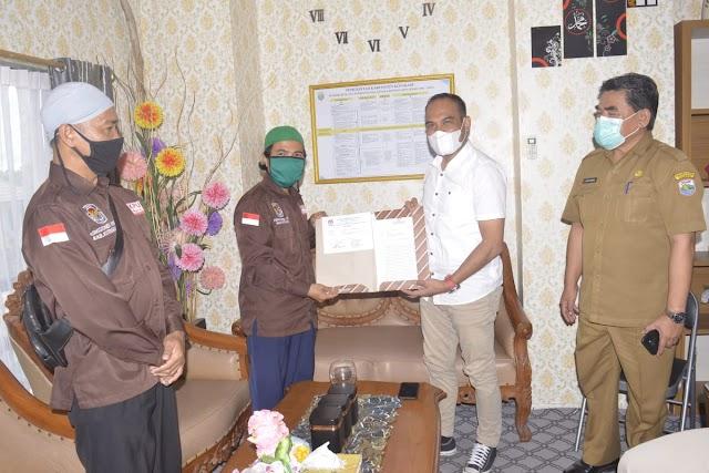 Terima Kunjungan KPU, DPRD Kotabaru Bahas Paripurna dan Pelantikan Bupati Baru