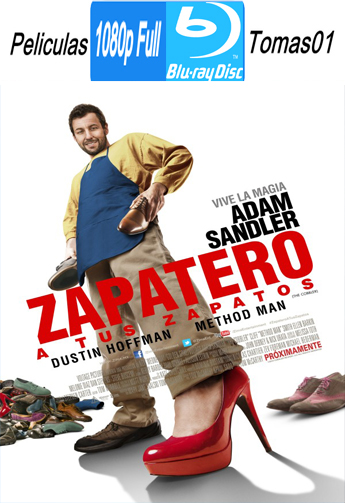 Zapatero a Tus Zapatos (The Cobbler) (2014) BRRipFull 1080p