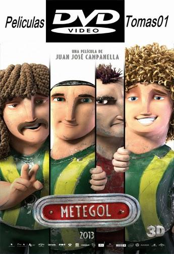 Metegol (Futbolín) (2013) DVDRip