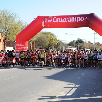 Carrera El Porvenir 2013 - Carrera
