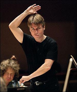 Nhạc trưởng Esa-Pekka Salonen
