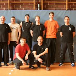 Wing Chun Seminar mit Horst Drescher