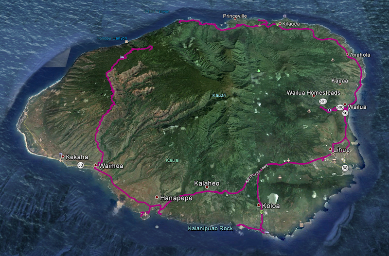 Hawaii 2013 - Best Story-Telling Photos - Kauai%2BGPS%2BTrack.png
