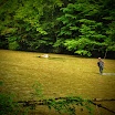 Bavière : Pêche sur les Trauns