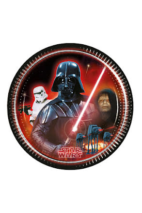 Star Wars tallrikar