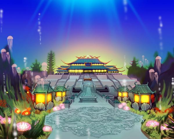 Shrine Of Fantasy, Temples And Shrines