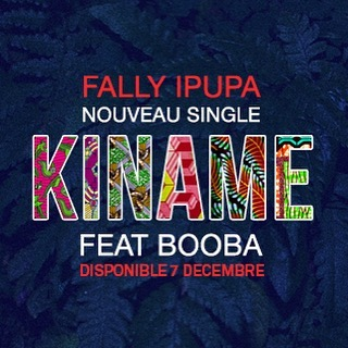 Fally Ipupa To Release Song With Booba This December.