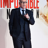 OIC - ENTSIMAGES.COM - Christopher McQuarrie at the  Mission Impossible - Rogue Nation  Exclusive Screening in London 25th July 2015 Photo Mobis Photos/OIC 0203 174 1069