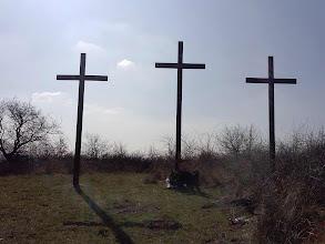 Photo: Magas-hely (Hármas kereszt)