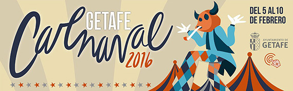 Carnaval 2016 en Getafe, del 5 al 10 de febrero
