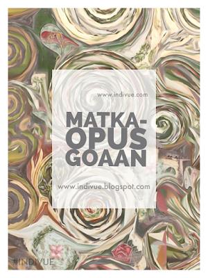INDIVUE: Matkaopus Goaan