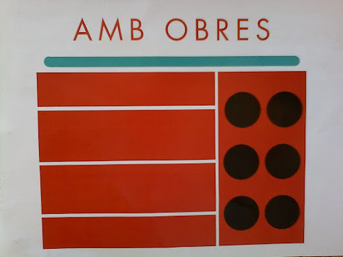 Exposició AMB OBRES, relleu Activem els Buits