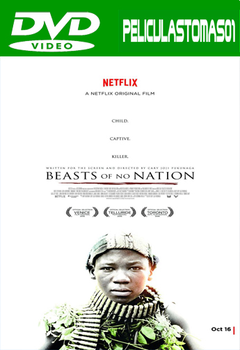 Beasts of No Nation (2015) DVDRip