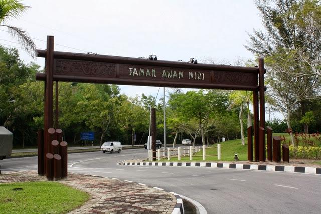 Taman-Awam-Miri-Public-Park