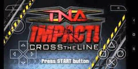Tna Impact Ppsspp