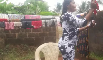 BUSTED!! How Househelp Going Home for Christmas Was Caught With Boss's Used Pants [Video]