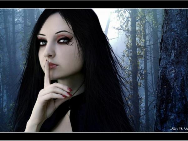 Silance Of Dark Beauty, Magic Beauties 3