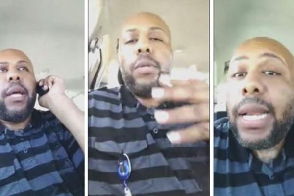 Seorang Pria Memperlihatkan Aksi Pembunuhannya Secara Live di facebook