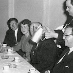 1961 WMC Dinner Nigel and Jenny Thompson Dick Pattle Peter Morris.jpg