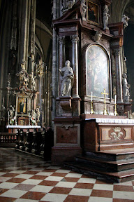 Tomb of Emperor Frederick III, St. Stephen's Cathedral