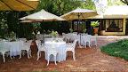 Riverside Restaurant Patio