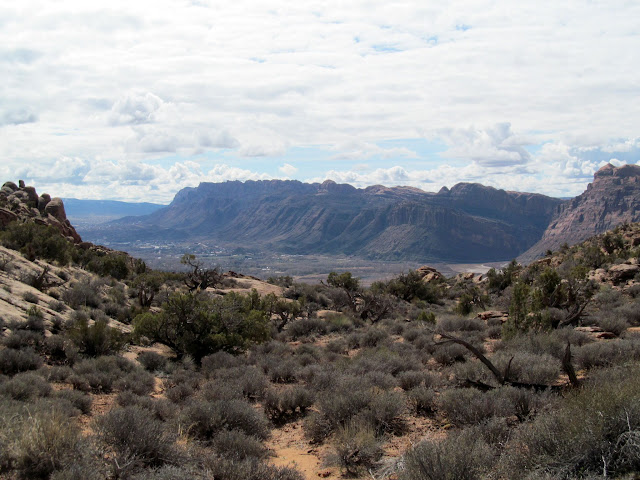 A view toward Moab Valley