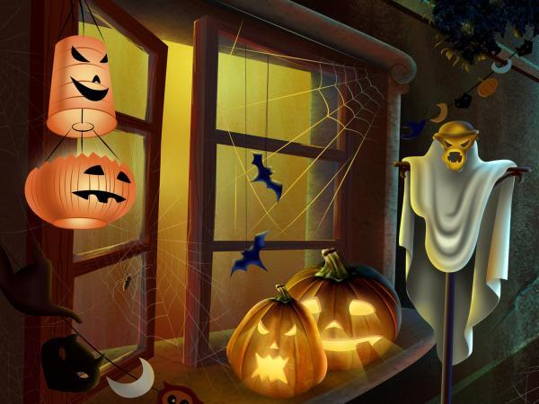 Helloween Decoration, Halloween
