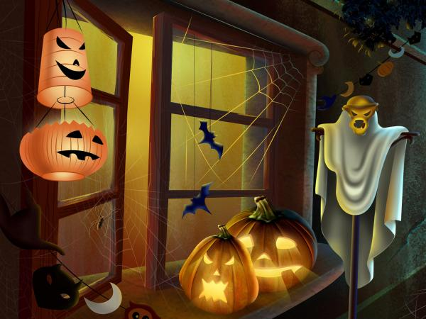 Helloween Decoration, Halloween